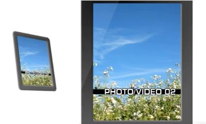 tablet 30s commercial after effects template. Black Bedroom Furniture Sets. Home Design Ideas