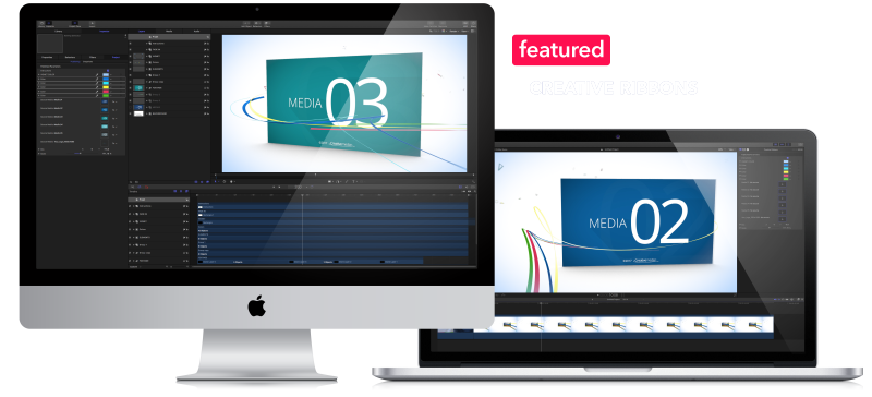 Business & Corporate Templates for Final Cut Pro X