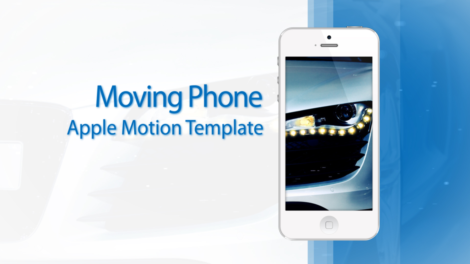 Moving Phone 15s Commercial White Edition Final Cut