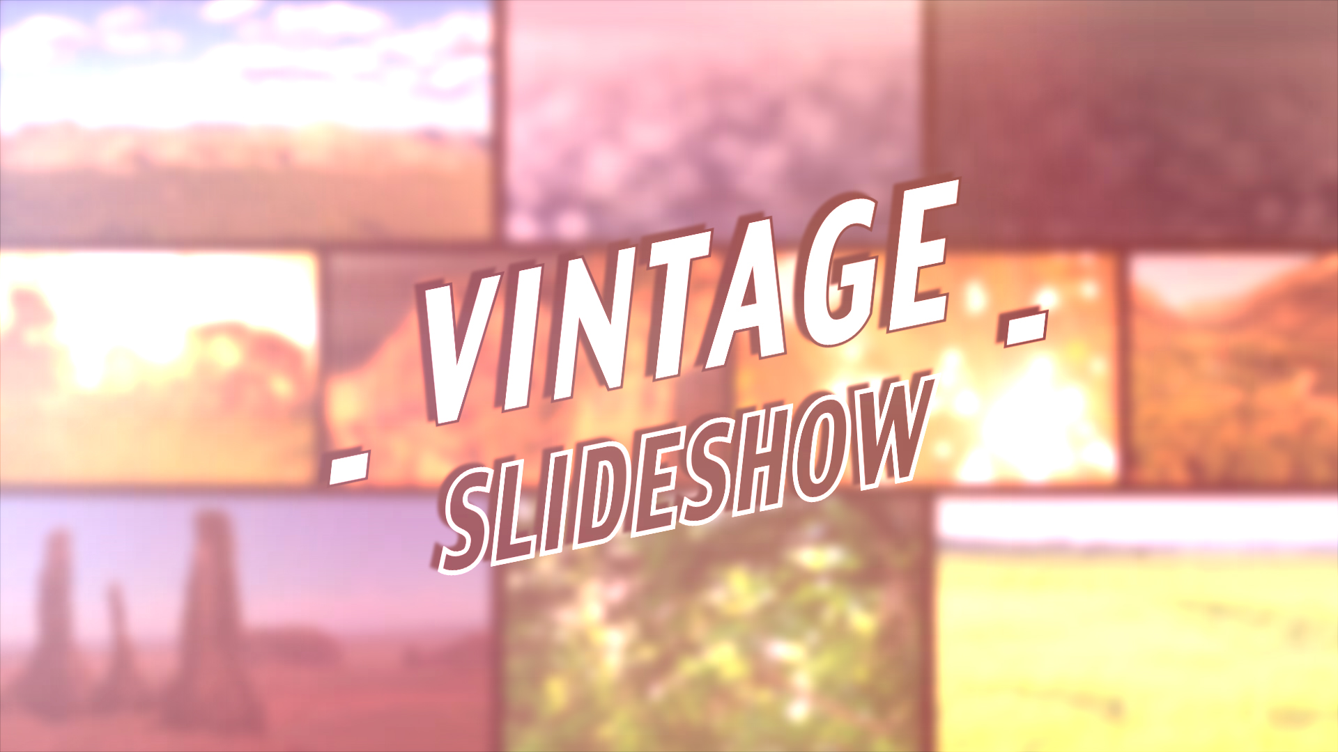 Vintage Slideshow 36