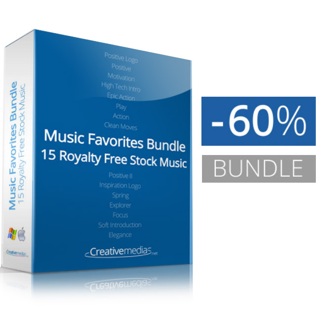 Stock Music Bundle