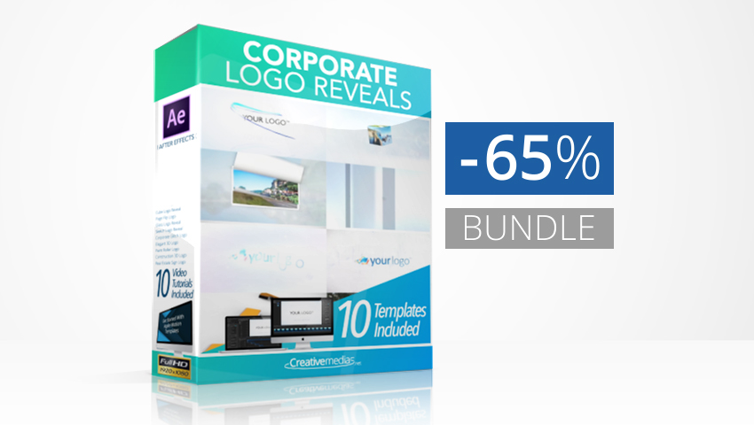 Corporate Logo Reveals Bundle