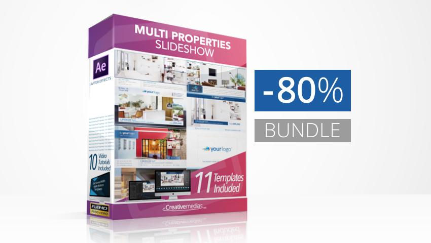 Real Estate Multi Properties Bundle